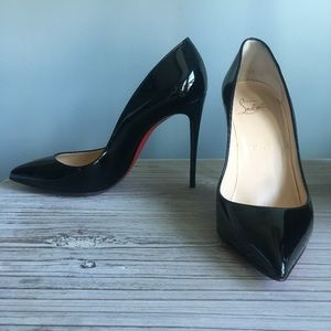 Louboutin Pigalle Foullies